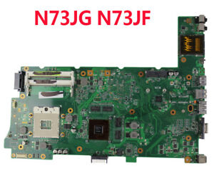 Asus N73JG Descargar Controlador