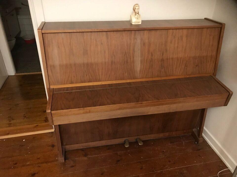 Klaver, andet mærke