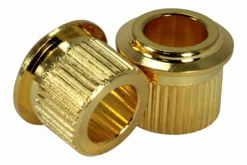 GOTOH 10mm Conversion Bushings Set of 6 Gold plated