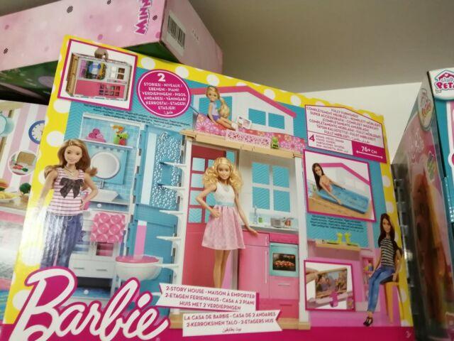 casa componibile di barbie