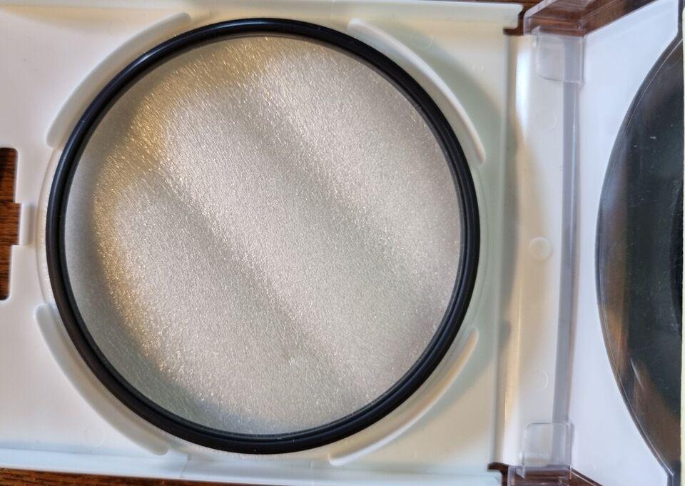Uv filtet, Hoya, Perfekt