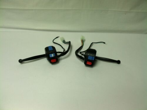 Chinese Scooter Left and Right   Side Drum Brake Switch Housing  150cc 50cc