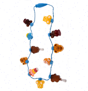 Parks and snacks lanyard
