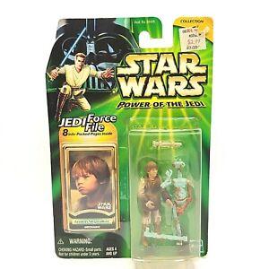 Hasbro Star Wars Power Of The Jedi Anakin Skywalker Mechanic Action Figure