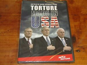 TORTURE-MADE-IN-USA-DVD-ARTE-EDITIONS-neuf-cello