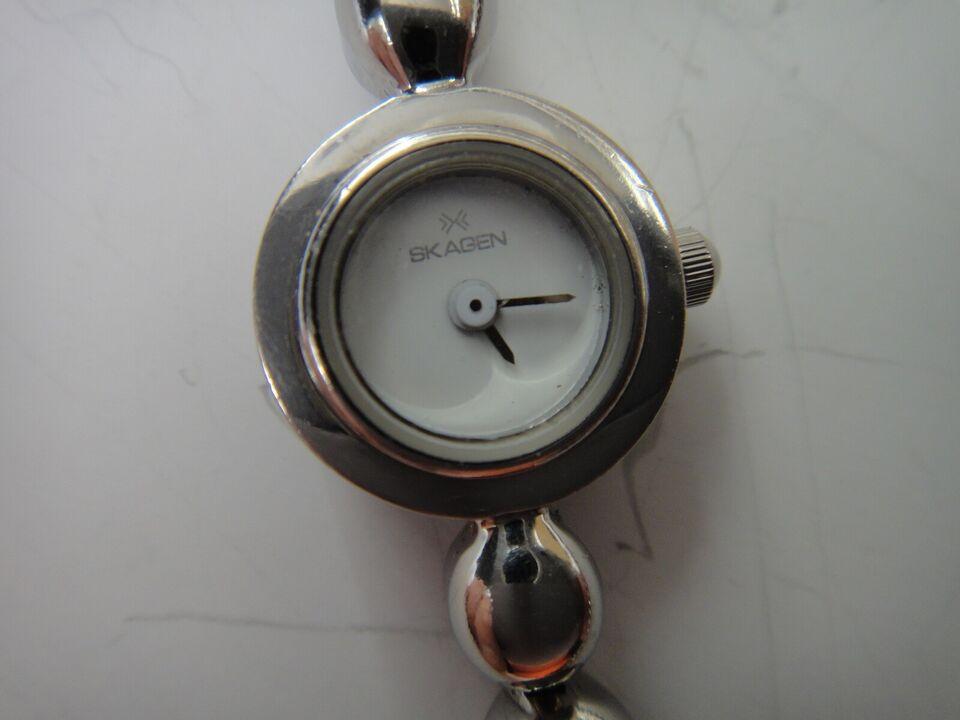 Armbånd, stål, SKAGEN armbånd/uret