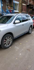 2013 Nissan Pathfinder SV