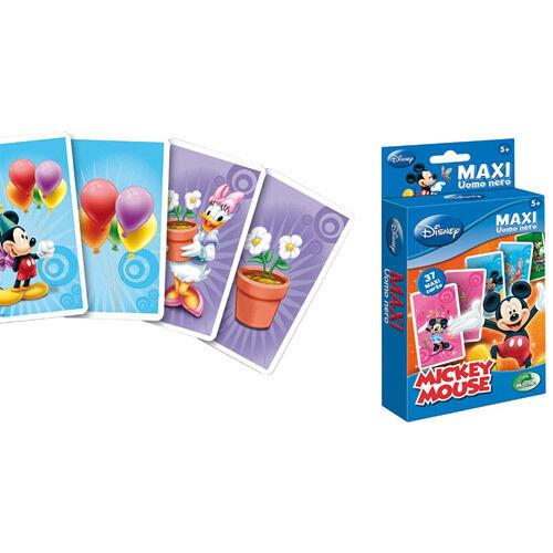 MODIANO Carte Disney MAXI Uomo Nero Classici di Topolino 308584