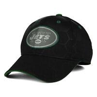 York Jets Outerstuff Nfl Youth Reflective Flex Hat Cap Team Headwear Black