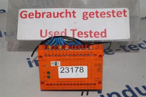 E.dold /& Söhne  B05988.61  Not-Aus-Modul    B0598861