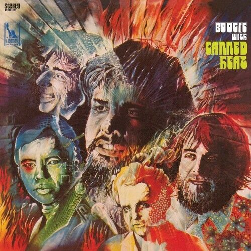 Canned Heat - Boogie with Canned Heat [New CD]