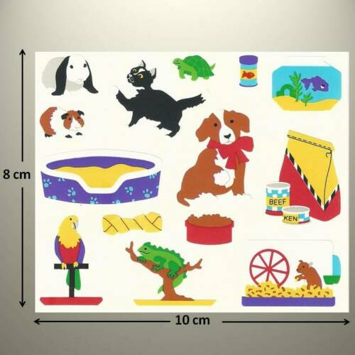 DOG RABBIT CAT up to 20/% OFF!!! GUINEA PIG Mrs Grossman/'s Sticker PETS