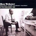 at The Renaissance 1960 Bonus Track Ben Webster Audio CD