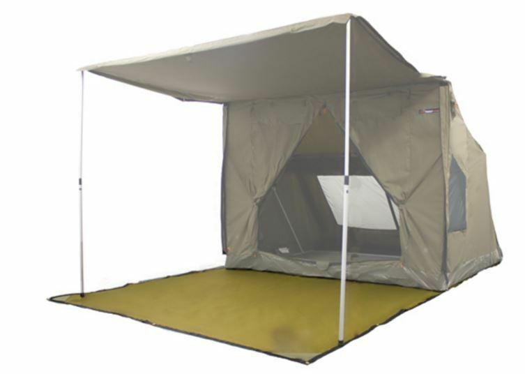 NEW NEW NEW OZTENT RV SOLID FLOOR SAVERS PVC VINYL ProssoECTOR DAMAGE FREE CAMPING RV2 2091cb