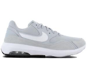 Details zu Nike Air Max Nostalgic Herren Sneaker Schuhe Grau Classic 916781 001 NEU