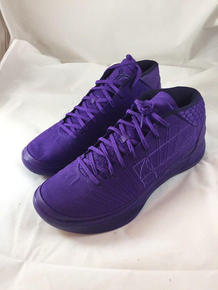 Nike Kobe AD A.D. Mamba Mentality Fearless Purple Bryant (922482-500) Sz 11.5