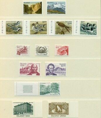 Europa Energisch Island Sammlung 1873-1998 In 2 Lindner Hingeless Alben Neuwertig Nh Scott In Den Spezifikationen VervollstäNdigen