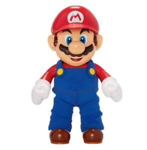 World-of-Nintendo-Sprechende-Actionfigur-It-039-s-A-Me-Mario-30-cm-Jakks-Pacific
