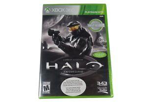 Halo-Combat-Evolved-Anniversary-Edition-Microsoft-Xbox-360-SPANISH-VERSION-NEW