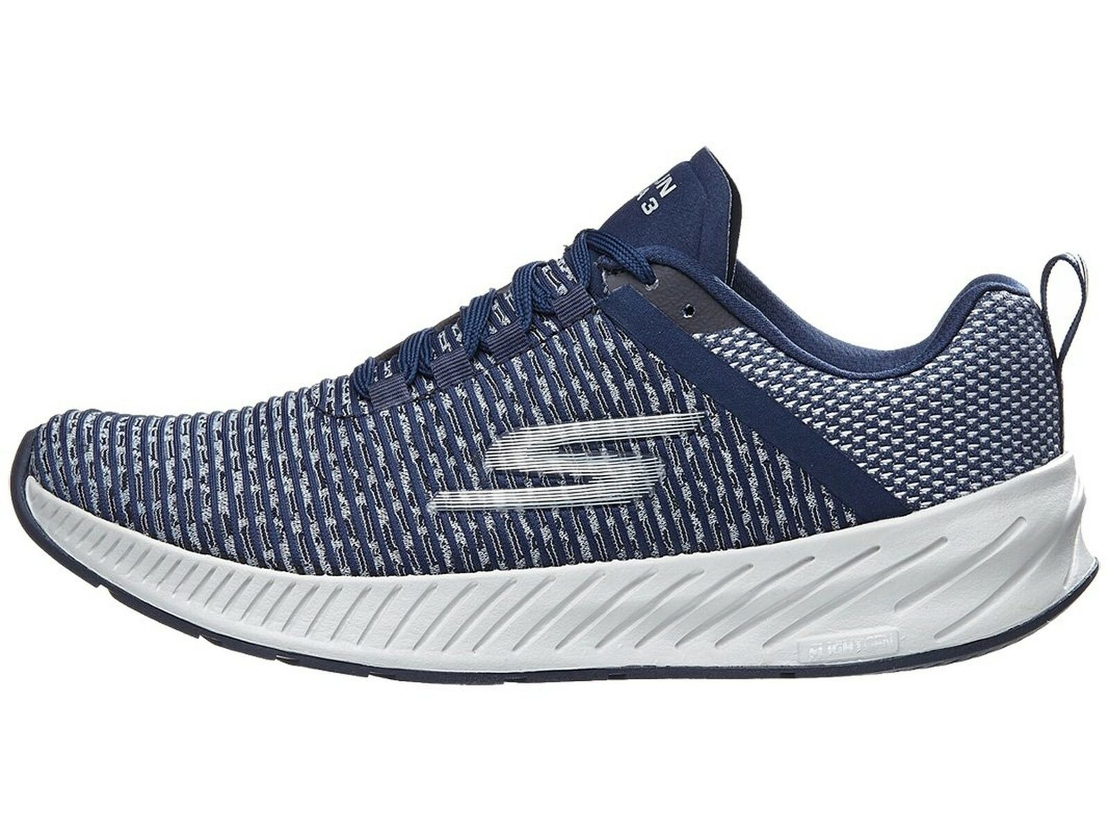 Skechers Mens Gorun Forza 3 Navy 13 D-Medio