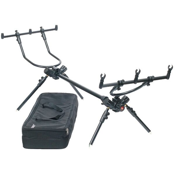 Cygnet Grand Sniper standard Rod Pod  Plus Custodia  602001 NUOVI Pesca carpa