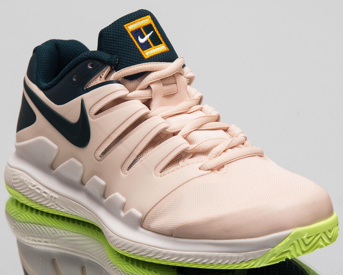 Nike Air Zoom Vapor X Clay Women Sneakers orange Peel Tennis shoes AA8025-802