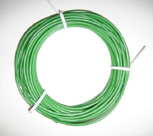 KFZ Kabel Litze Leitung FLRy 1,5mm² 10m Grün VW T3 Fahrzeugleitung Auto LKW