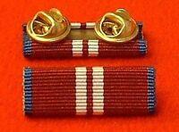 Queens Diamond Jubilee Medal Ribbon Bar Stud Type DJ Medal Ribbon Stud Pin Bar