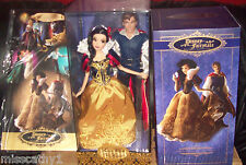 Snow White & Prince Disney Fairytale Designer Collection Doll LIMITED EDITION