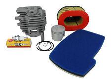 CILINDRO, pistone, candela, filtro dell'aria servizio Ricostruire Kit Si Adatta PARTNER K650