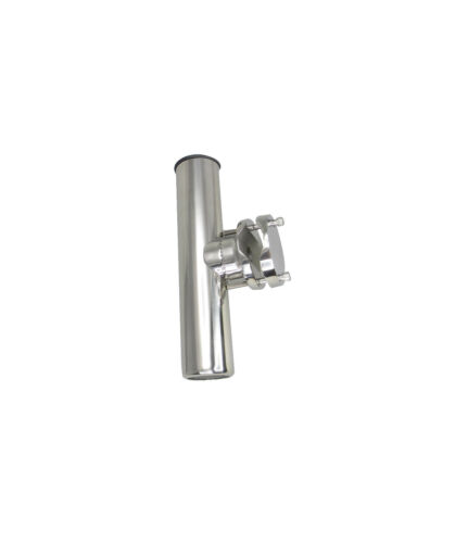 """Pactrade Marine Kayak Boat S.S 316 Base Clamp-On Rod Holder for Rail 1 1//4/""""-2/"""""""