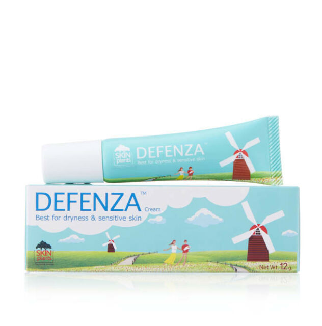 12g Defenza Cream Treatment of Itching Eczema Rash Dermatitis and Psoriasis