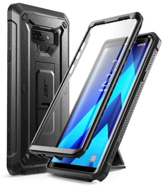 pretty nice 1ddd3 3f5ae Samsung Galaxy Note 9 Case Full-Body Tough Cover Built-In Screen Protector