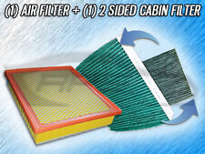 AIR FILTER HQ CABIN FILTER COMBO FOR 2014-2017 TOYOTA TUNDRA 4.6L 5.7L ONLY