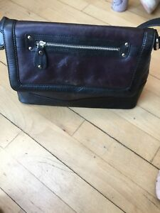 Details about Laura Ashley Leather Bag