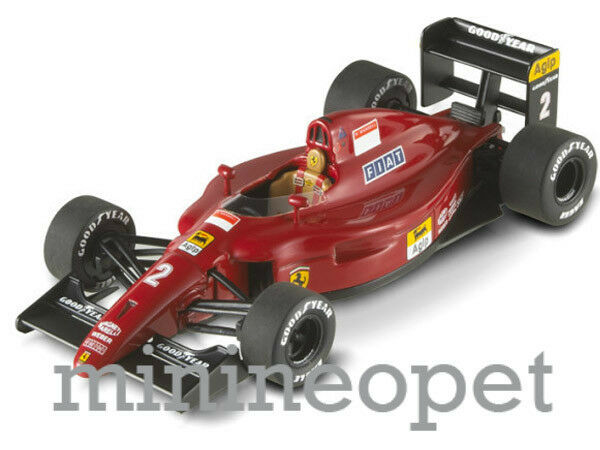 Hot Wheels Elite Elite Elite x5519 Ferrari f1-90   2 Portugal Gp 1990 1 43 Nigel Mansell 6806b0