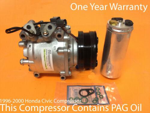 1997-2001 Honda CRV Compressor All Models Remanufactured Compressor Kit w//Wrty.