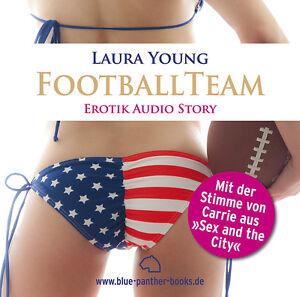 Das-Football-Team-Erotisches-Hoerbuch-1-CD-von-Laura-Young-blue-panther-books