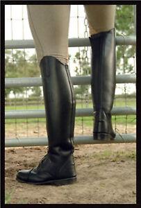 Classic Style Devon-Aire Camden L'Cord European Calfskin Tall Field Boots #957