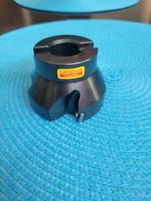 3 Sandvik Insert Face Mill Ra290 076r25 12l Milling Cutter Un Used