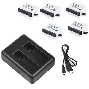 AHDBT-401-AHDBT401-Battery-For-GoPro-HD-HERO4-Black-Silver-USB-Dual-Charger