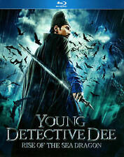 Young Detective Dee: Rise of the Sea Dragon (Blu-ray Disc, 2014)