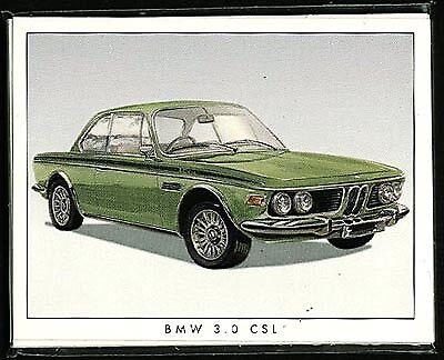 BMW Original collectionneurs de cartes 507 2002 3.0 CSL 635csi