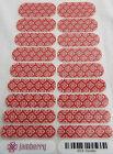 Jamberry Dynasty Nail Wrap ( Full Sheet ) 67L9 New