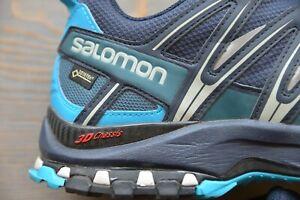 Para Hombre Zapatillas Deportivas Salomon Xa Pro 3D GTX ...