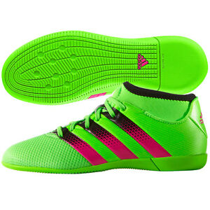 87cfebcd7 adidas Ace 16.3 Primemesh IN Indoor 2016 Soccer Shoes Green   Pink ...
