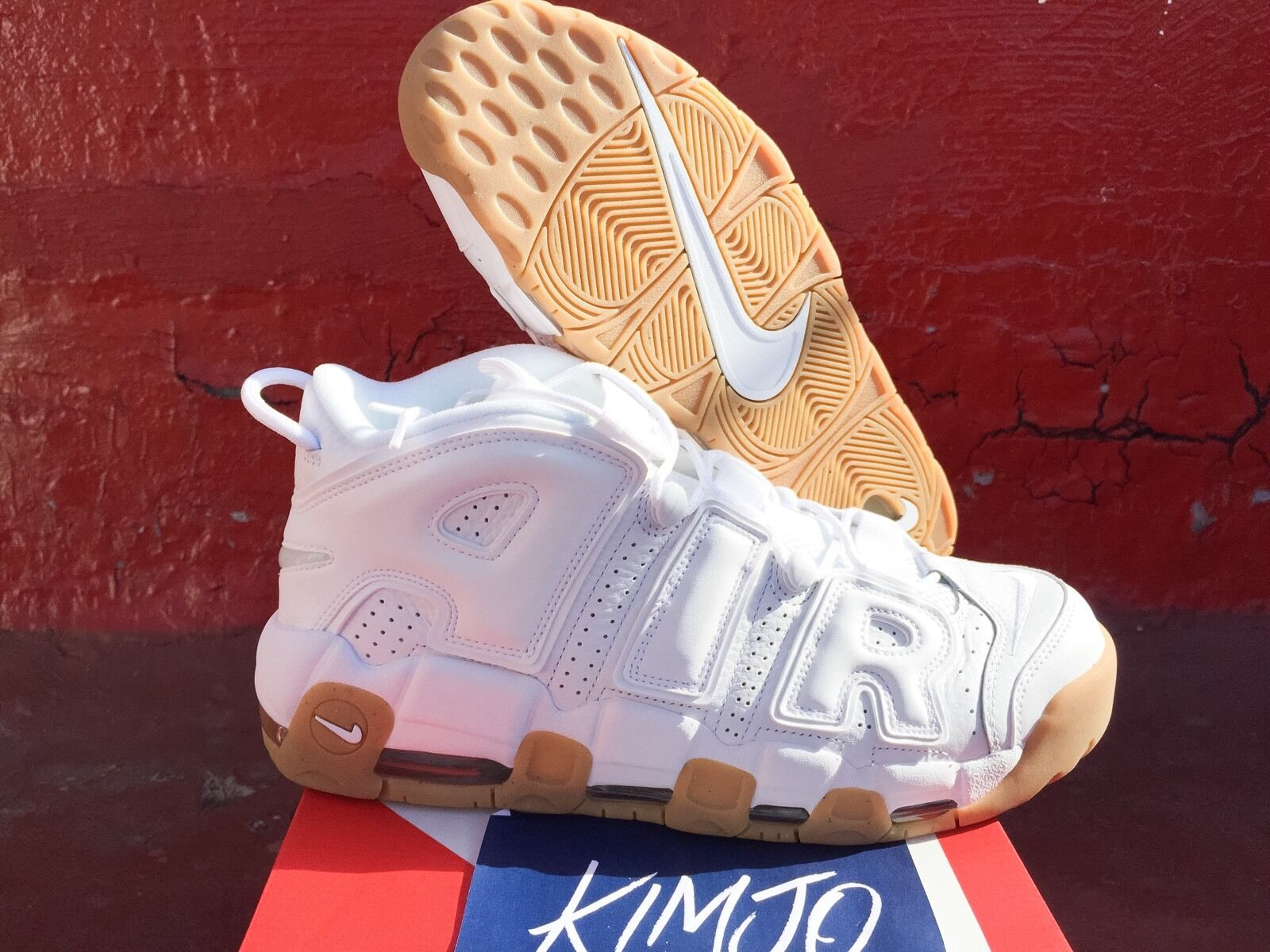 Nike air mehr - uptempo -