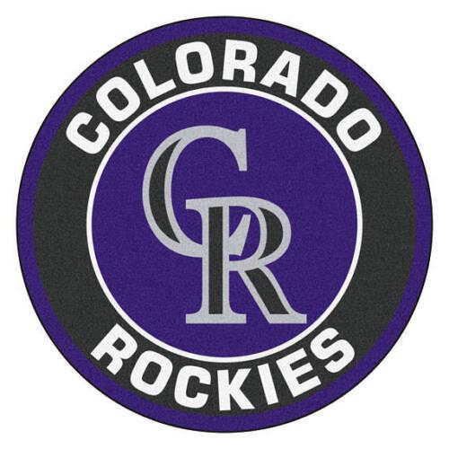 b Colorado Rockies vinyl sticker for skateboard luggage laptop tumblers car