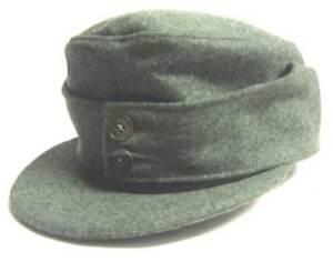 c11aeb32e93 La imagen se está cargando German-Ski-Cap-Bergmutze-WW2-Gebirgsjager-Hat -Bergmutze-