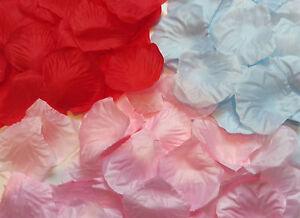 1000X Quality Wedding Flowers Table Confetti Silk Rose Petal Petals Party 2020
